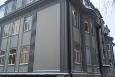Ristiku tn 6 fassaadi renoveerimine