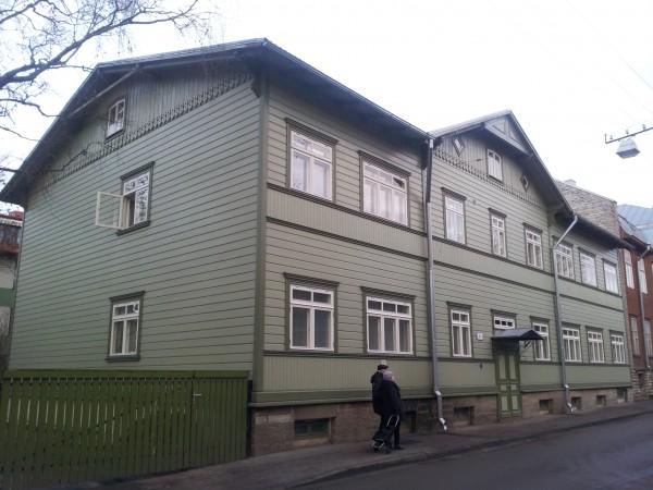 Niine tn hoone restaureerimine